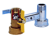 Information request for ball valves bracket and valve for gas meters pn16
