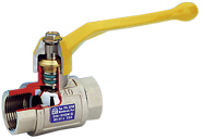 Information request for ball valves serie din-dvgw